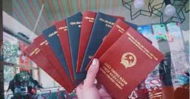 Một số vấn đề cần nắm rõ khi xin visa đến lịch Trung Quốc
