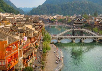 Những cổ trấn tuyệt đẹp ở Trung Quốc